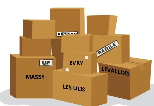 cartons groupage