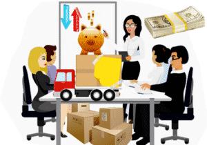 budget déménagement entreprise