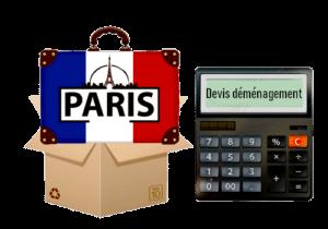 devis déménagement paris