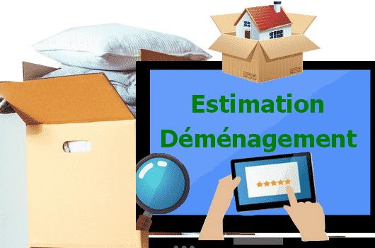 estimation déménagement en ligne