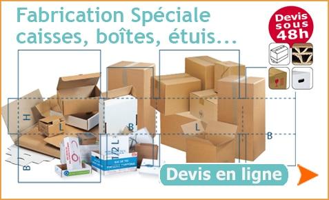 commander des cartons de déménagement