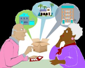 aides au déménagement des personnes agées