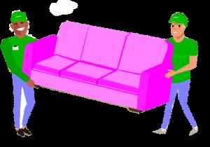 comment faire pour déménager un canapé