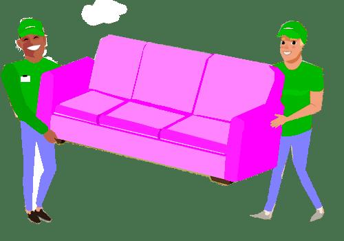 Comment Faire Pour Demenager Un Canape Toutes Les Etapes