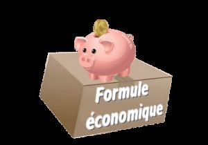 déménagement formule économique