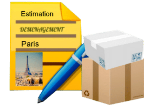 estimation déménagement paris