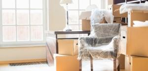 comment remplir un carton de déménagement