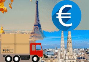 prix déménagement paris bordeaux
