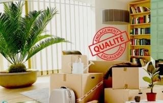 service déménagement sur mesure