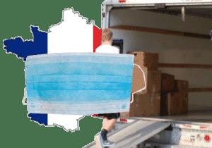 déménagement et confinement en France