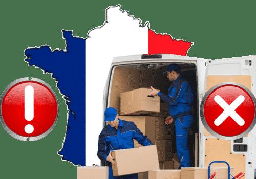 déménagement professionnel et confinement