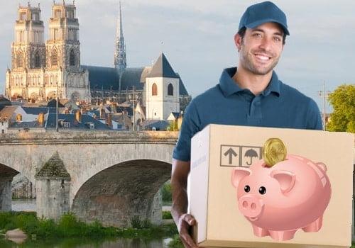 comment trouver un déménageur pas cher à Orléans