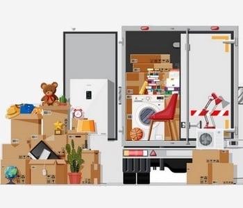 louer le bon camion pour déménager