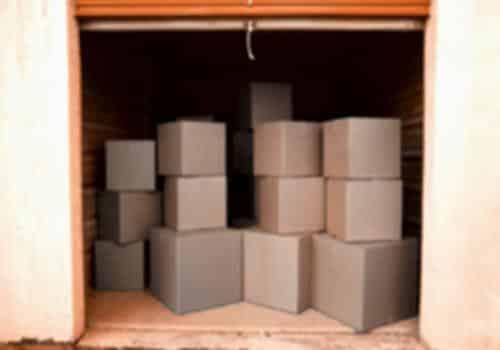 déménagement et stockage