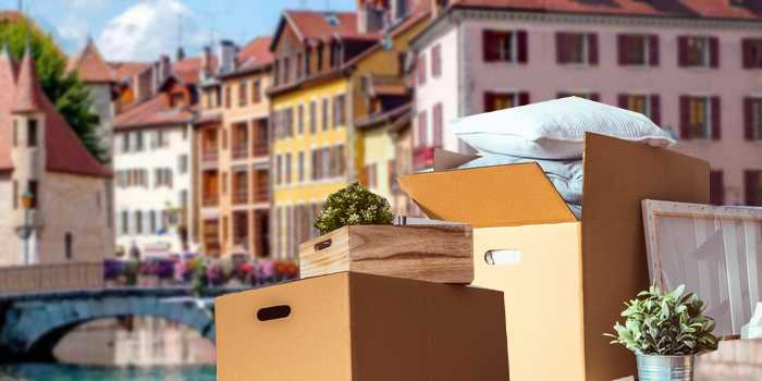 déménagement quartiers annecy