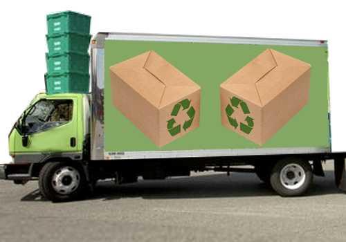 déménager en transport écologique